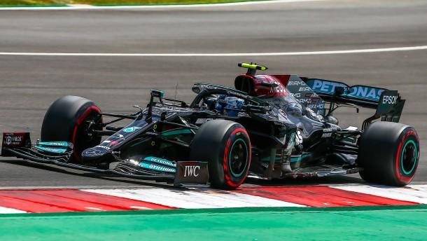"""Bottas übertrumpft Hamilton, Vettel """"deutlich besser"""""""