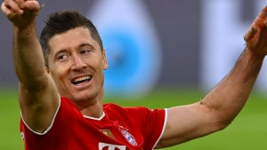 """Lewandowski """"muss jetzt vorsichtig sein"""""""
