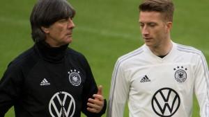 Darum fehlt Reus wieder beim DFB-Team