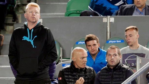 Hochachtung vor Boris Becker
