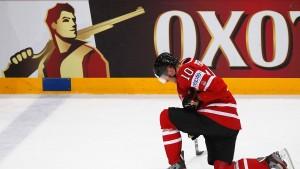 Kanada in die Knie gezwungen