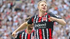 Eintracht Frankfurt in Aufregung