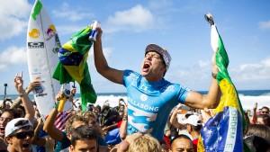 Ein Sieben-Dollar-Surfer als Weltmeister