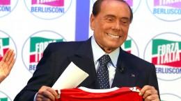 Der letzte Tanz des Silvio Berlusconi