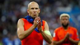 Die letzte Hoffnung von Robben und Oranje