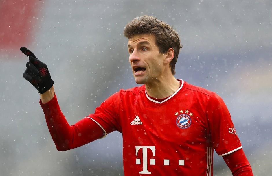 Beruhigte die Bayern: Thomas Müller