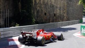 Dämpfer für Vettel und Hamilton