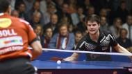 Ovtcharov gewinnt Champions League