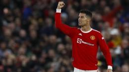Ronaldo krönt Manchesters Comeback