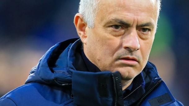 Die speziellen Probleme von José Mourinho