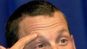 Cooler Armstrong gerät vor Tour-Start ins Schwitzen