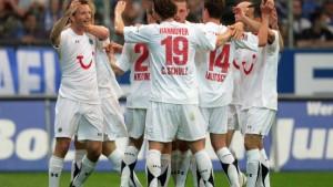 Hannover feiert rechtzeitig den ersten Auswärtssieg