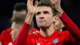 Müller und der geplante Abschied vom FC Bayern
