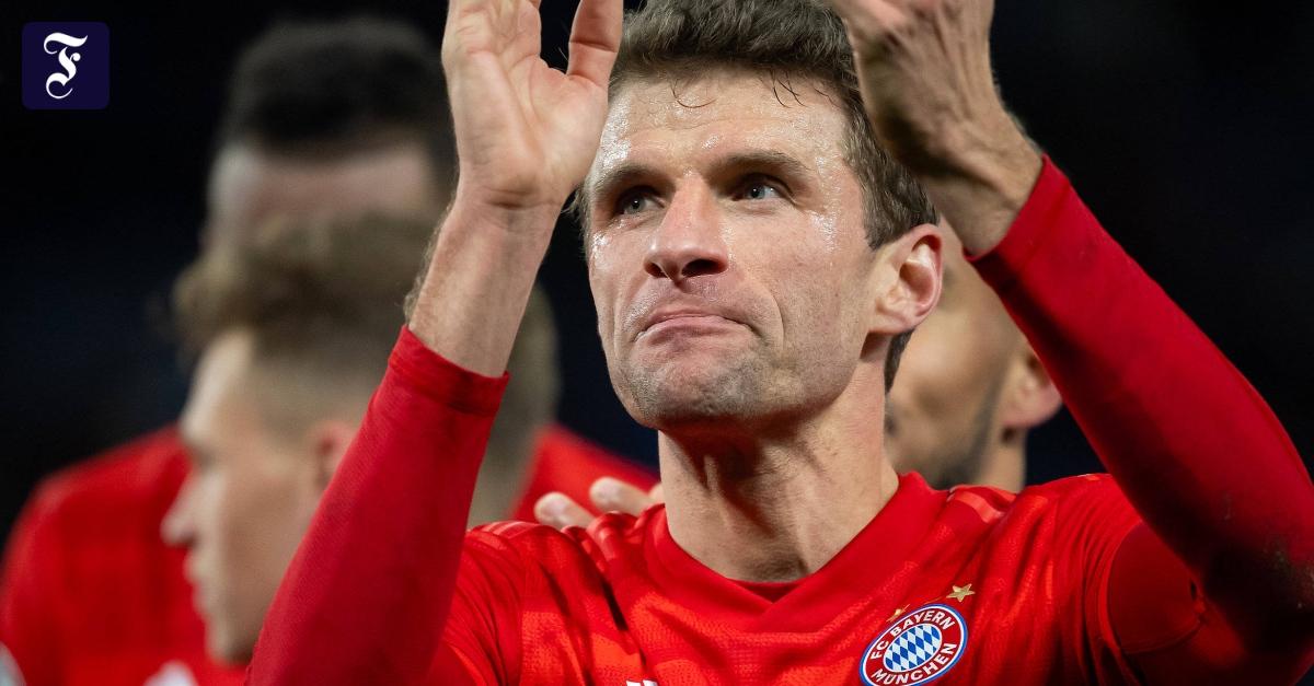Herbstkrise in München: Müller und der geplante Abschied vom FC Bayern