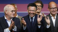 Bartomeu bleibt Barça-Präsident