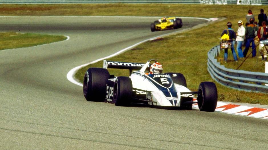 So war es 1980 beim Formel-1-Rennen in Zandvoort. 2020 soll wieder ein Grand Prix in den Dünen gestartet werden.