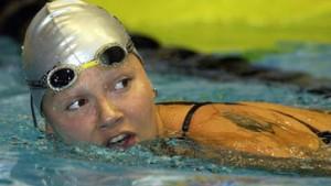 Rupprath mit Weltrekord - kein Applaus für van Almsick