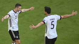 Alle Tore vom deutschen Fußballfest