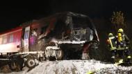 Zwei Tote bei Zugunglück in Bayern