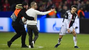 Jagd auf Ronaldo sorgt für Ärger in Leverkusen