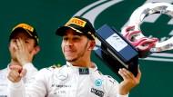 Schwere Vorwürfe von Rosberg an Hamilton