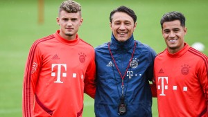 Kovac und die knifflige Aufgabe mit Coutinho