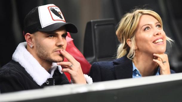 Eine Frau bringt Inter Mailand zur Verzweiflung