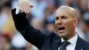 Darum ist Zidane der mutigste Trainer der Welt