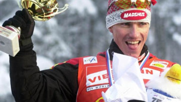 Ein dickes Rubel-Paket für Weltcupsieger Sommerfeldt