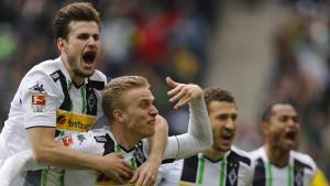 Gladbach hat die bessere Borussia