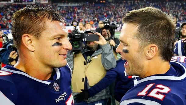 Superstar Gronkowski gibt Comeback bei Brady-Team