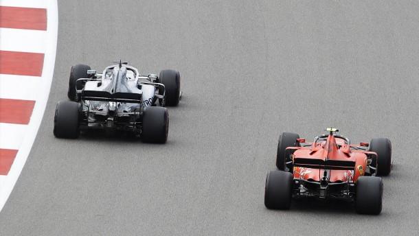 Angst vor Gleichmacherei in der Formel 1