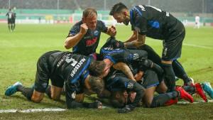 Paderborn erstmals im Viertelfinale