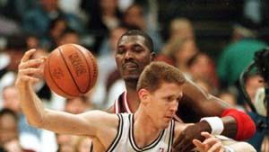 NBA-Star Shawn Bradley soll für Deutschland spielen