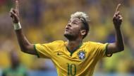 Brasilien setzt auf Neymar