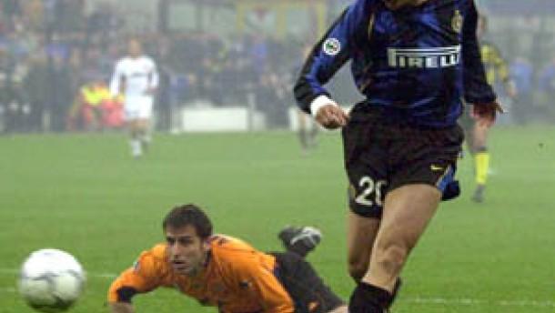 Inter Mailand fliegt dem Titel entgegen