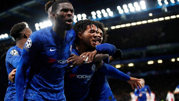 Verrückter Fußball-Abend in London