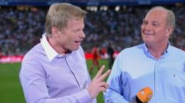 Hoeneß erklärt den Bayern-Plan mit Kahn