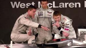 McLaren-Mercedes will beide WM-Titel zurück