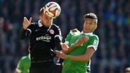 Werder verliert Europa aus dem Blick