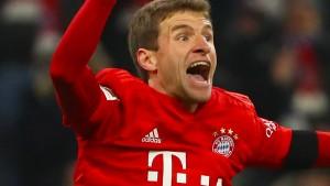 FC Bayern wirbt für Müller-Comeback im DFB-Team