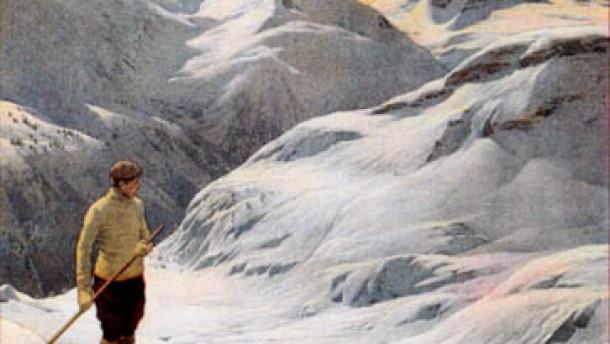 Die Geschichte von Kandahar und dem Skilaufen