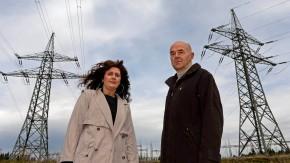 Energie in Thueringen - Die 380kV-Leitung