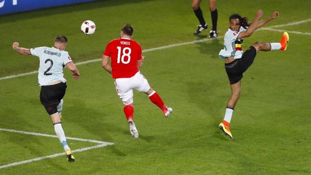 Tore Wales Belgien
