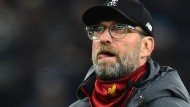 Keine großen Gefühle trotz einer beeindruckenden Serie: Liverpool-Trainer Jürgen Klopp
