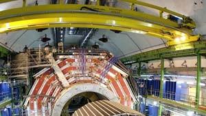 Ein Drucktest lässt den LHC erzittern