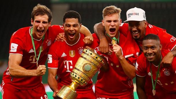 Bayern-Dominanz und ein komisches Gefühl