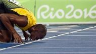 Usain Bolt bleibt unschlagbar
