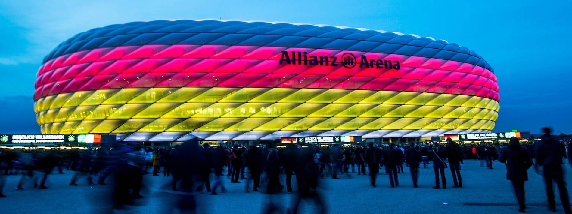 München steht als EM-Gastgeber infrage