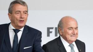 Niersbach empfiehlt Niederländer als Fifa-Präsident